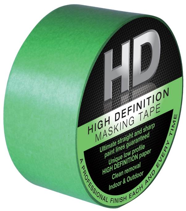 HD Masking Tape Product Launch